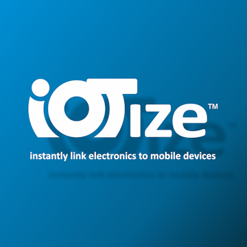 IoTize - Instanly link electronics to mobile devices.
