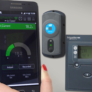 IoTize TapNPass - Instant Wireless, NFC Bluetooth Wi-Fi on fieldbus