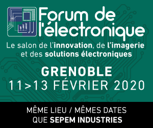 Forum de l'Electronique, Grenoble Alpexpo
