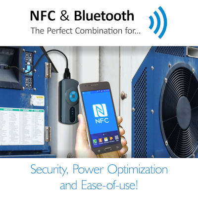 Video Demo: NFC + Bluetooth for intuitive, secure mobile connectivity