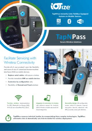 TapNPass Secure Wireless Solutions